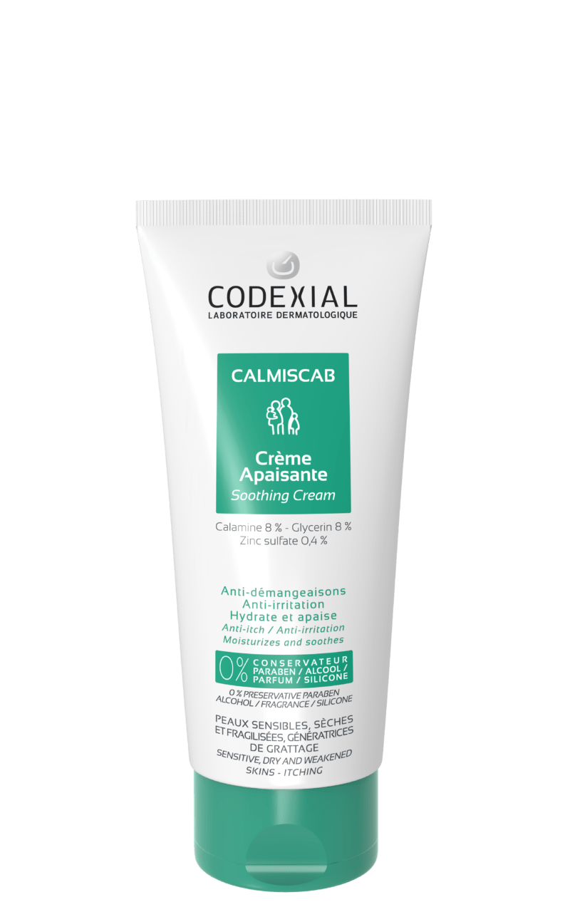 Soothing and moisturizing care